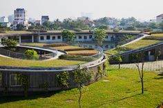 vo trong nghia spirals farming kindergarten in vietnam