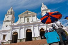 Juan Silva Photography - Basilica de Nuestra Señora de La Consolacion de Tariba, Tachira, Venezuela