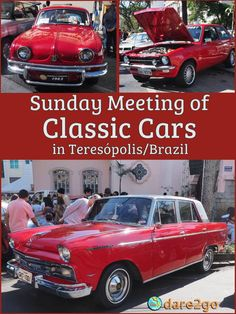 We happened to be in Teresópolis (state of Rio de Janeiro/Brazil) for their annual classic car meeting in early July. Many of the vehicles on…