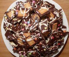 Rezept Thermifees Bruchschokolade-Geschenkidee von Thermifee - Rezept der Kategorie Backen süß