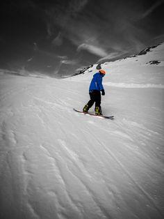 Robert Emmerich - 91 Adrian on the Snowboard- Möllertalgletscher Kärnten - Austria by Robert Emmerich on 500px