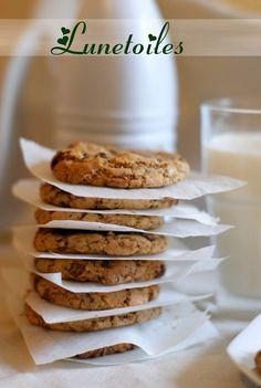 cookies au chocolat parfait Parfait, Cake Factory, Brownie Cookies, Pastry Recipes, Beignets, Cookies Et Biscuits, Muffins, Sugar, Cooking