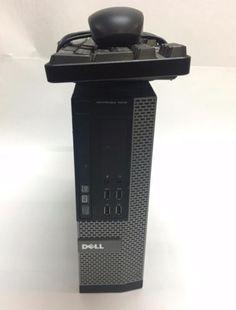 Dell Optiplex 7010 Core i5-3550   3.30GHz 4GB SFF Computer Tested Win 10