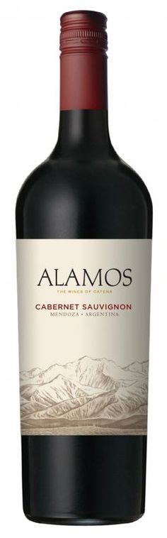 Alamos Cabernet Sauvignon from Argentina. A rich and expressive red wine with…
