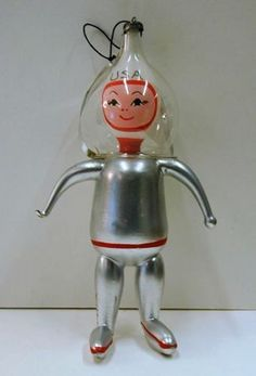 Astronaut with Jet Pack Ornament