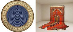 Tradycyjne Azerbejdżańskie dywany przekształcone w hipnotyzujące Dzieła Sztuki