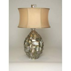 Radica Enigma Table Lamp The Natural Light Accent Lamp Table Lamps Lamps