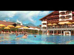 Family & Spa-Resort Alpenpark in Seefeld Felder, Resort Spa, Mansions, World, House Styles, Alps, Cordial, Mansion Houses, The World