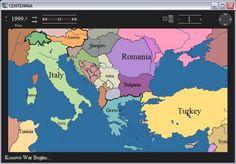 1000 anni di storia europea in meno di 5 minuti