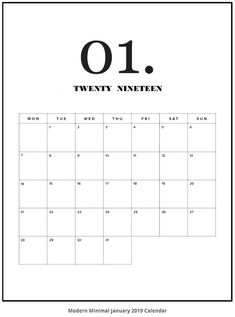 Download The 2019 Calendar Portrait From Vertex42 Com Favorite