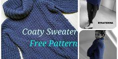 Coaty sweater – ByKaterina