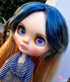 RESERVED for Theresa - Savanna - OOAK Custom Blythe Doll - #75