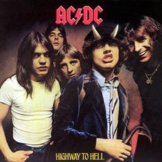 Muro do Classic Rock: AC/DC - Discografia.