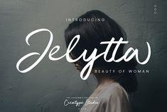 Jelytta Handwritten Font by Creatype Studio Co. on @creativemarket