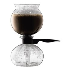 Fill Up Your Cup: Bodum's Vacuum Coffee Maker.........   The best coffee method ever!
