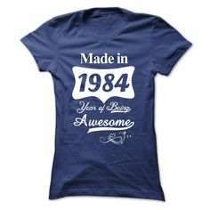 1984 Years Of Being Awesome
