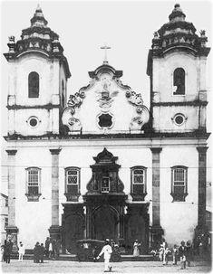 Igreja de São Pedro, antiga Salvador - BA   início séc. XX.