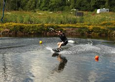 Scotia Sessions Cable WakeBoard park (via The Local Traveler NS)