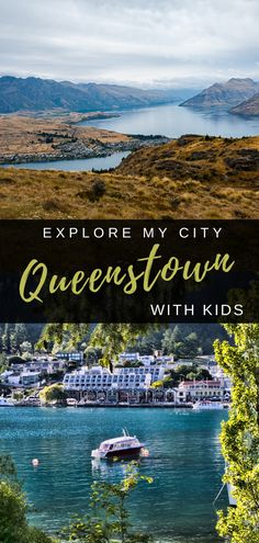 Exploring the best of Queenstown in New Zealand in 24 hours. The family highlights you won't want to miss, beauty spots to enjoy, best dining, adventure locations and incredible views #familyvacation #newzealand Weather In New Zealand, Fly To New Zealand, Capital Of New Zealand, New Zealand Beach, Visit New Zealand, Best Family Vacation Destinations, Great Vacation Spots, Amazing Destinations, Travel Destinations