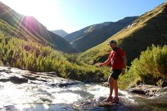 LUT 2014 Sea Level, Trail Running, Marathon, The North Face, Africa, Sky, Mountains, Travel, Heaven