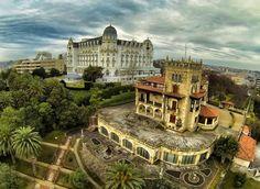 Hotel Real #Santander #Cantabria @Visita Cantabria @Turismo en España - Tourism in Spain  Fotografía de Fernando Moro Gonzalez desdeotropuntodevista.com