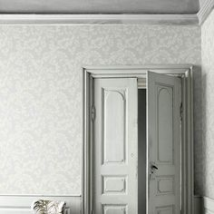 Tapet Fiona Botanic Garden 510117 - Mönstrade tapeter - Tapeter - Bygghemma.se Fabric Wallpaper, Botanical Gardens, Beautiful Homes, Mirror, Furniture, Fabrics, Wallpapers, Home Decor, Home