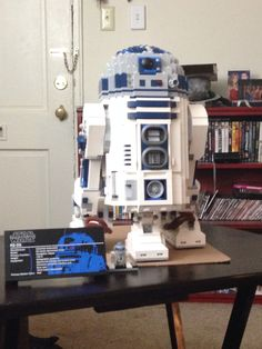R2-d2 finished