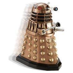[Doctor Who: Electronic Moving Dalek: Asylum Dalek (Product Image)]