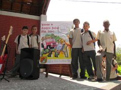 Día 2: Talleres académicos en la Institución Educativa Aquilino Bedoya de la ciudad de Pereira. Jazz Camp Colombia 2012.