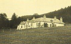 Boleskine House, photographed in 1912.