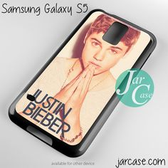 Justin Bieber Phone case for samsung galaxy S3/S4/S5
