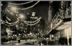 Terazije za novu godinu , sredinom 1960tih godina