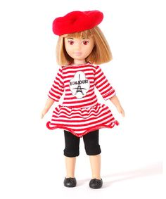 Look what I found on #zulily! France Travel Friends 7'' Doll by Madame Alexander #zulilyfinds