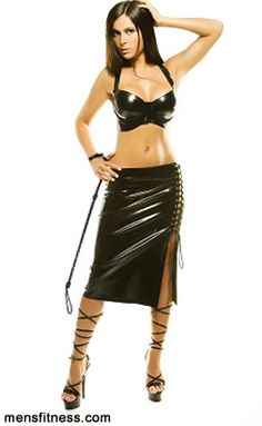 Hot Domme outfit from chapter 69. Too bad Ana wasn't the one wearing it...