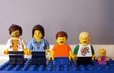 Lego Family Pregnanc