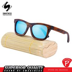 50ef6b6339 New 2017 hot sale Retro polarized wood Sunglasses pure handmade bamboo and  wood plated men and