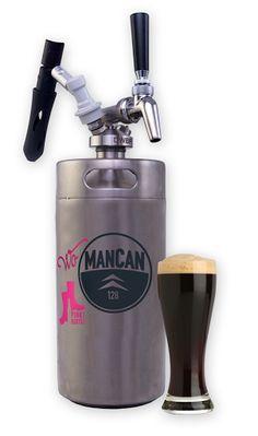 Courtesy of ManCan   Denver  (October 20, 2015):  ManCan , a keg-style growler…