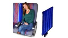 EZ Sleep Travel Pillow $25