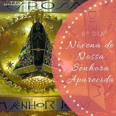 Hoje é o 8º dia da Novena de Nossa Senhora Aparecida. Vamos orar juntos? Preparamos para você um folder especial com a novena completa. Clique em http://3c0e24d.leadlovers.com/pagina-de-captura-novena-nsa e baixe o seu!  #lojasantoterco #maria #novena #nossasenhora #joias #acessorios #terço
