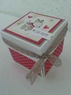 Time4Paper: Eine Box für's Baby...