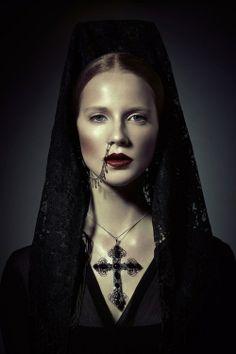 ...#gothic princess