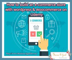 To build our business, we need to understand important tools, and to build a good website which helps us to earn money. And learn how to build a professional looking e-commerce store. So I have found a very useful free Course on Udemy in e-commerce. Family Counselor, Free Courses, Earn Money, Ecommerce, Wordpress, Tools, Website, Learning, Store