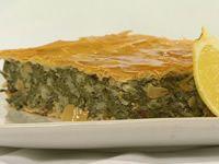 Spinach Pie (Spanokopita)