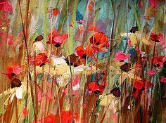 Obrazy - Wild garden  - 3775695_