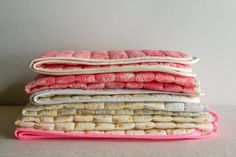 Pure + Simple Quilted Blankets   Purl Soho