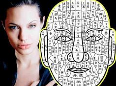 There are numerous ways to read a face in Chinese physiognomy: 3 Quarters, 8 Trigrams, 108 Spots, examining the shapes, the colors, the wrinkles and the moles, just to name a few. A master of face reader usually employs the combination of several techniques to gain multiple perspectives and perform cross-examination.