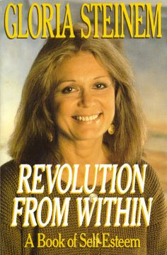 I read this book years ago and highly recommend it.  I think you might be surprised at it's positive, hopeful message.  Love, love, love Gloria Steinem.