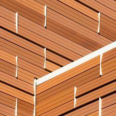 Terracotta Rainscreen Facade System - ALPHATON® /  Shildan