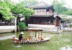 Suzhou, Lingering Garden,