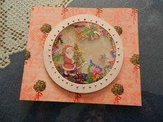 Las cosas de DALEA.  #Navidad #Anitaysumundo #scrapbooking #card